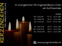 Kerzenziehen 2019