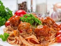 Spaghetti Z`Mittag